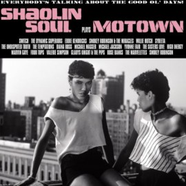 VARIOUS : LPx2 Shaolin Soul Plays Motown
