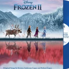 OST : LP Frozen 2 (blue)