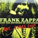 ZAPPA Frank : LP Live.. Paris 1968