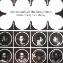 MACEO & ALL THE KING'S MEN : LP Doing Their Own Thing