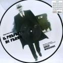 MORRICONE Ennio : LP Picture  Il Prefetto Di Ferro - Colonna Sonora Originale