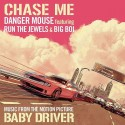 "DANGER MOUSE : 12""EP Chase Me (OST Baby Driver)"