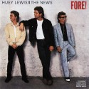 HUEY LEWIS & THE NEWS : CD Fore!