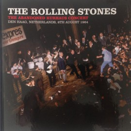 "ROLLING STONES (the) : 10""EP+DVD The Abandoned Kurhaus Concert"