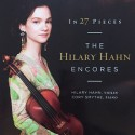 HAHN Hilary : LPx2 In 27 Pieces : The Hilary Hahn Encores
