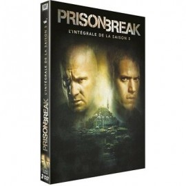 PRISON BREAK : DVD The Complete Fifth Season
