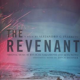 SAKAMOTO Ryuichi / NOTO Alva : LPx2 The Revenant