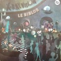 X-RAY VISION : LP Panique Au Biblos (clear)