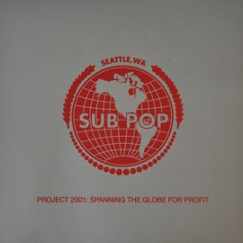 VARIOUS : CD Project 2001 : Spanning The Globe For Profit