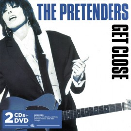 PRETENDERS (the) : CDx2+DVD Get Close