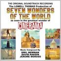 RAKSIN David / NEWMAN Emil / MOROSS Jerome : CD Seven Wonders Of The World