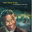 NAT KING COLE : LP Ballads Of The Day