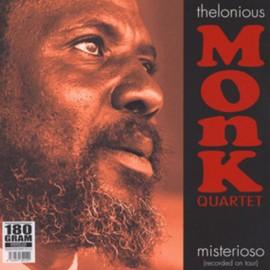 THELONIOUS MONK : LP Misterioso (Recorded On Tour)