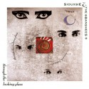 SIOUXSIE AND THE BANSHEES : LP Through The Looking Glass