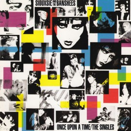 SIOUXSIE AND THE BANSHEES : CD Once Upon A Time/The Singles