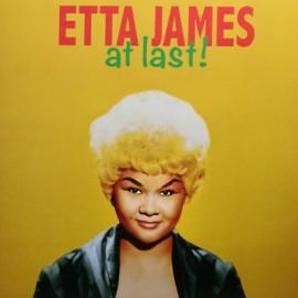 ETTA JAMES : LP At Last!