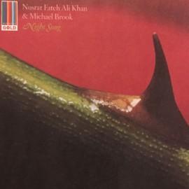 NUSRAT FATEH ALI KHAN / BROOK Michael : CD Night Song