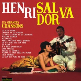 SALVADOR Henri : LP Les Grandes Chansons