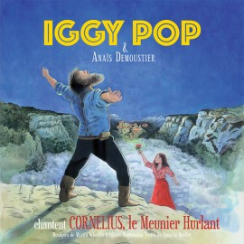 IGGY POP : Le Meunier Hurlant