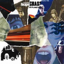 SUPERGRASS : LPx2 The Strange Ones 1994-2008