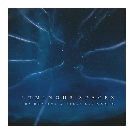 "OWENS kelly Lee  / JON HOPKINS : 12""EP Luminous Spaces"