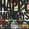 HAPPY MONDAYS : LP Squirrel And G-Man Twenty Four Hour Party People Plastic Face Carnt Smile (White Out)
