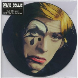 BOWIE David : Picture Silly Boy Blue