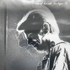 BOWIE David : LP Tokyo 78