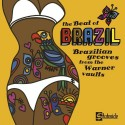 VARIOUS : CD The Beat Of Brazil : Brazilian Grooves From The Warner Vaults
