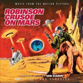VAN CLEAVE Nathan : CD Robinson Crusoe On Mars