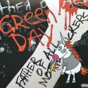GREEN DAY : LP Father Of All... (cloudy red)