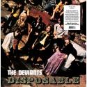 DEVIANTS (the) : LP Disposable (clear)
