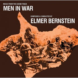 BERNSTEIN Elmer : CD Men In War