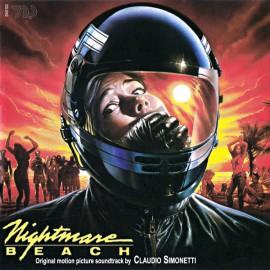 SIMONETTI Claudio : CD Nightmare Beach