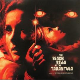 MORRICONE Ennio : LPx2 The Black Belly Of The Tarantula