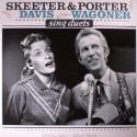 WAGONER Porter / SKEETER DAVIS : LP Sing Duets