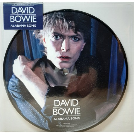 BOWIE David : Picture Alabama Song