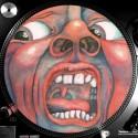 TURNTABLE FELT - FEUTRINE - King Crimson