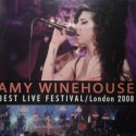 WINEHOUSE Amy : LP Best Live Festival / London 2008