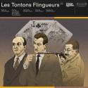 MAGNE Michel : LP Les Tontons Flingueurs