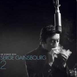 GAINSBOURG Serge : LP En Studio Avec Serge Gainsbourg 2