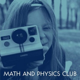 "MATH AND PHYSICS CLUB : 7"" Jimmy Had A Polaroid"