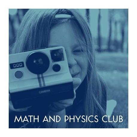 "MATH AND PHYSICS CLUB : 7"" Jimmy Hd A Polaroid"