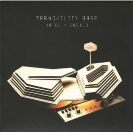 ARCTIC MONKEYS : CD Tranquility Base Hotel + Casino