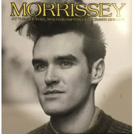 MORRISSEY : LP At The Civic Hall, Wolverhampton, UK, December 22nd, 1988