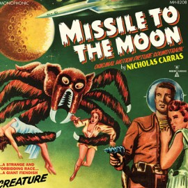 CARRAS Nicholas : LP Missile To The Moon