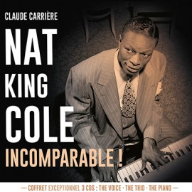 NAT KING COLE : CDx3 Incomparable!