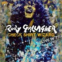 RORY GALLAGHER : LPx3 Check Shirt Wizard (Live In '77)