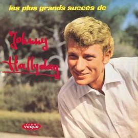 HALLYDAY Johnny : LP Les Plus Grands Succès De