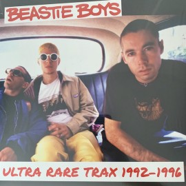 BEASTIE BOYS : LP Ultra Rare Trax 1992-1996